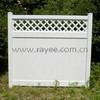 cheap wooden fence panels,swimming pool safety fence,pvc portable fence panel/paineis de vedacao em pvc