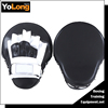 Boxing equipment curved focus mitts leather boxing punch mitts