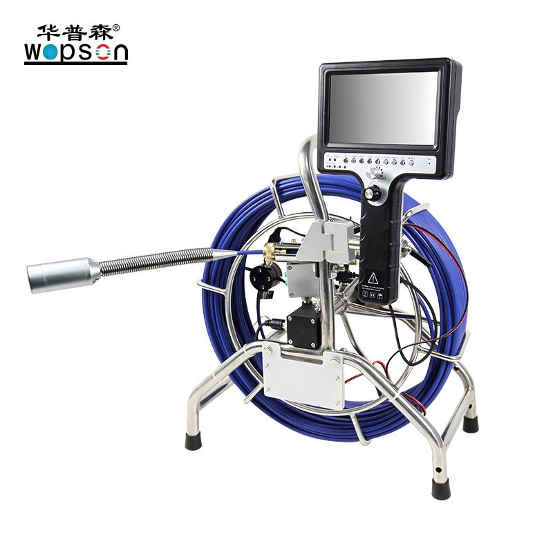 Push Rod  Water proof Sewer Inspection System Made In China