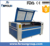 Alibaba gold supplier 50w co2 laser engraving and cutting machine for wood plastic acrylic
