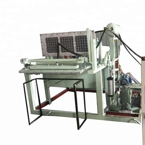 High Speed Good Quality Paper Egg Box Forming Making Machine for Sale