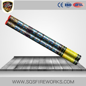 2018 Chinese hot selling roman candle fireworks for celebration