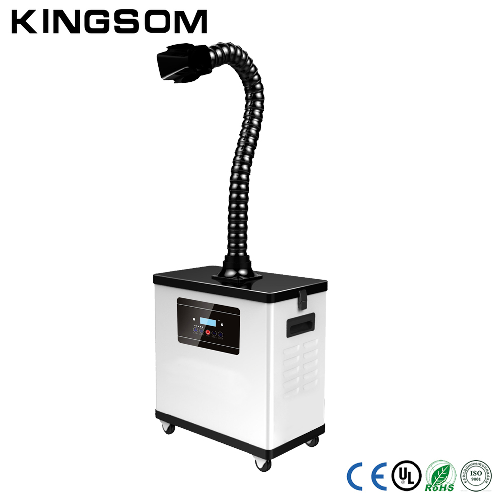 Top grade new arrival beauty salon collector / Portable electric welding smoke fume extractor
