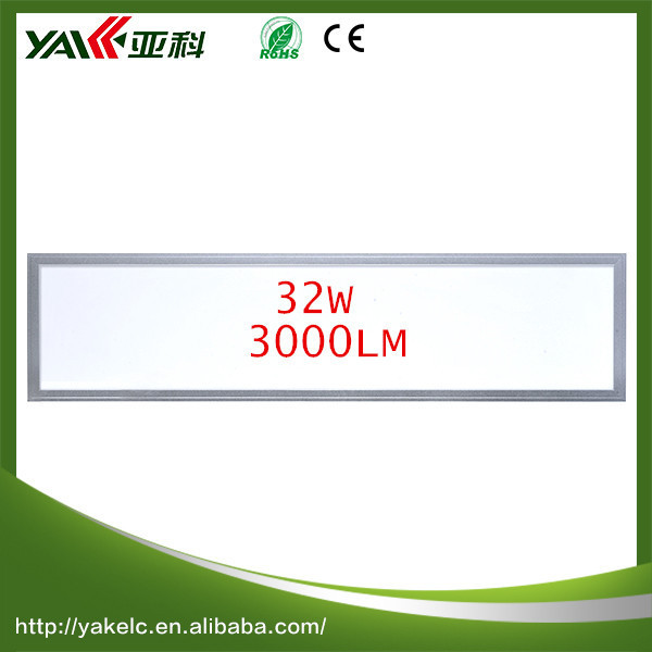 32W,3000LM, 300*1200 LED PANEL LIGHT
