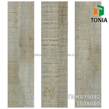 150x600mm Grand Birch Wood Look Flooring Ceramic Tiles Wooden Tiles