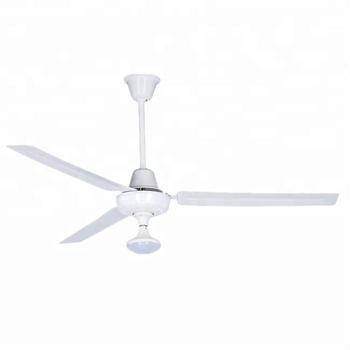 Metal Material New Design Fans High Quality 56inch Dc 12v Ac 220v Ceiling Fan Light