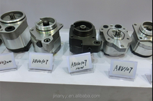 Volvo Series F12-150 Hydraulic Pump Spare Parts Valve Plate and Cylinder Block For Excavators