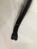 Latest design for hot new products high quality 40pcs/pack seamless heart shape micro tape hair extension