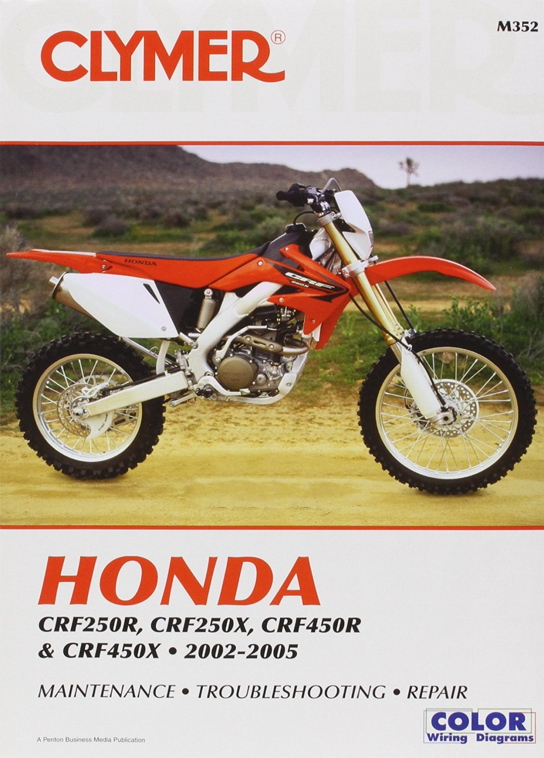 Cheap 250x Crf Find Deals On Line At Alibabacom 02 Xr 650 Wiring Diagram Get Quotations Clymer Honda Crf250r Crf250x Crf450r Crf450x 2002 2005