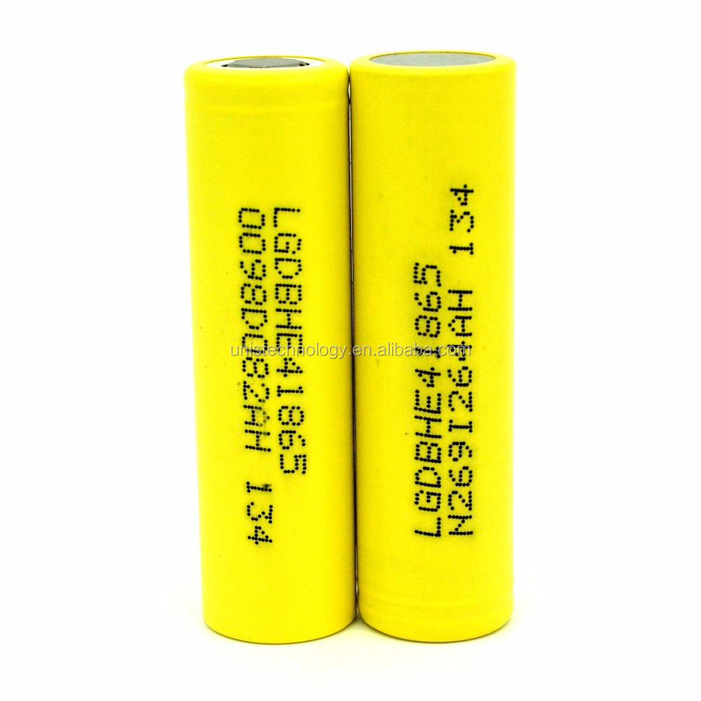 Wholesales price ! LG HE4 18650 2500mAh 20A li-ion rechargeable battery 18650 lg he4 use for power tools/E-Cig/E-bike