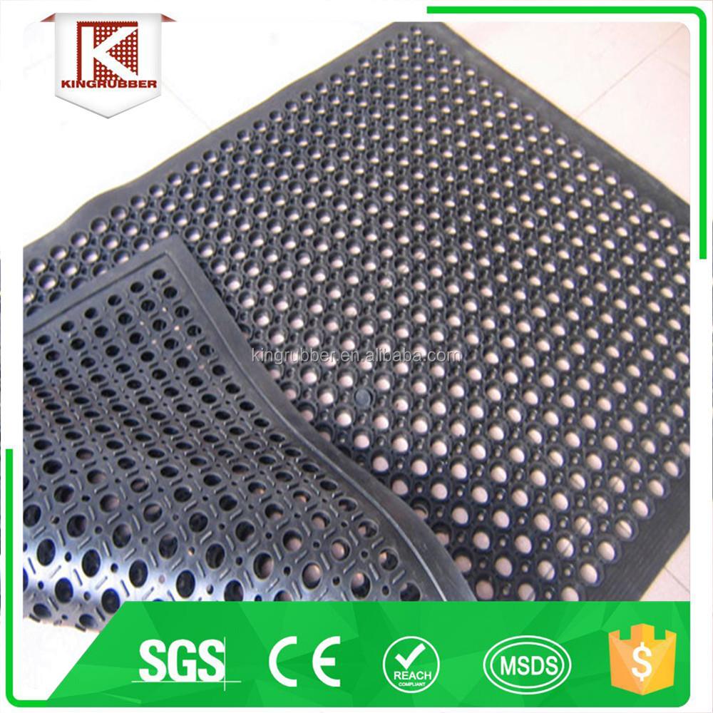 Rubber floor mats workshop - Permeable Rubber Mat Permeable Rubber Mat Suppliers And Manufacturers At Alibaba Com