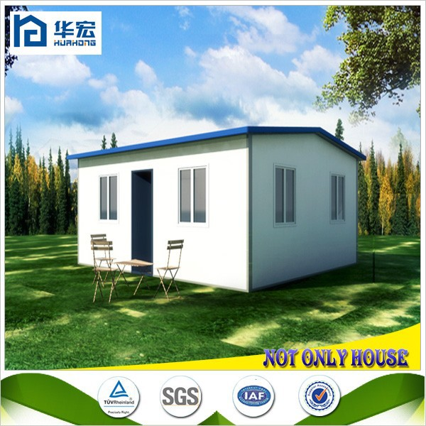 2 Bedroom Prefabricated Modular Houses Modern Cheap Prefab