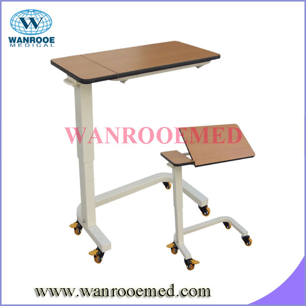 BDT001E Medical Overbed Table