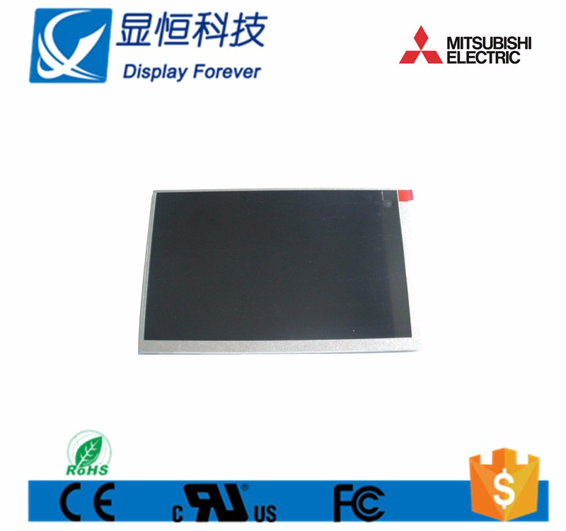 "Original factory 2017 top selling AA070ME01 Mitsubishi 7"" sunlight readable for industrial euqipment"