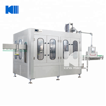 Small scale pure mineral water bottling plant