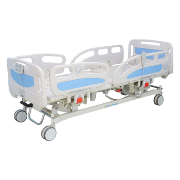 Last 5 Set 40% Off 5 Function Bariatric Icu Electric Hospital Beds Cheap  Price