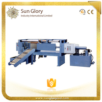 Sun Glory aluminum slab cutting machine