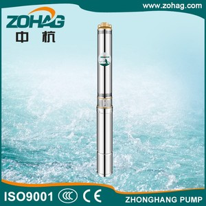 Deep Well Water Pump Single Phase Used Submersible Well Pump High Lift Water Pump