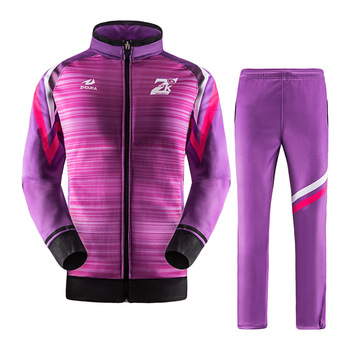 100% polyester jogging suits on sale mens purple tracksuit design  sublimation tracksuit ad68dbf0b5b4