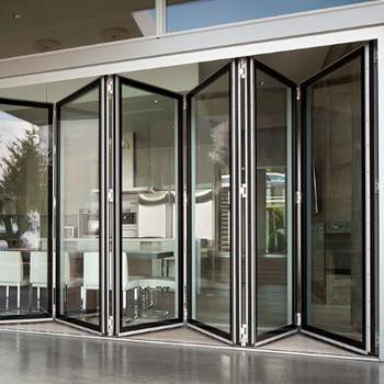 Neue Design Schwere Glasschiebetur Aluminium Terrasse Akkordeon Turen Buy Aluminium Terrasse Akkordeon Turen Schwere Glasschiebetur Neue Design