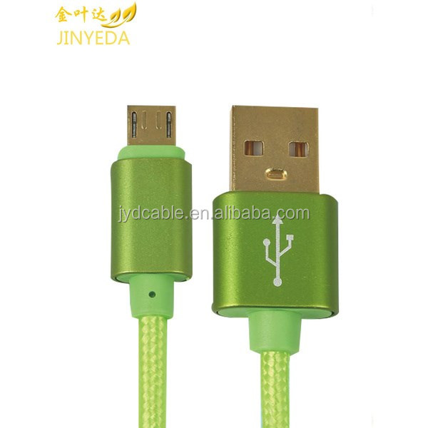 Jinyeda high quality PVC coated wire usb data cable for nokia 6030