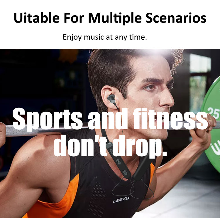 Brand New Gift Sport Music Headset Wireless Ear phone for Apple Headphones Wireless