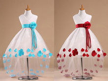 Ocasion Baby Princess Flower Girls Wedding Party Tulle font b Fancy b font Gown font b