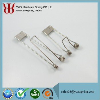 Panel light double tooth torsion spring load adjustable clip  sc 1 st  Alibaba & Panel Light Double Tooth Torsion Spring Load Adjustable Clip - Buy ...