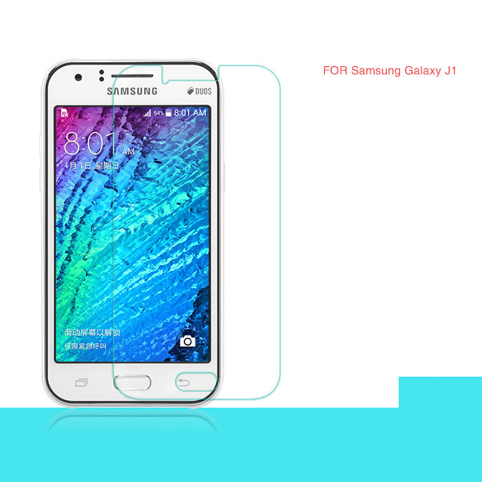 9H Explosion Premium Proof Real Tempered Glass Screen Protector Guard Film For Samsung Galaxy J7 J700 Free Shipping 10pcs/lot