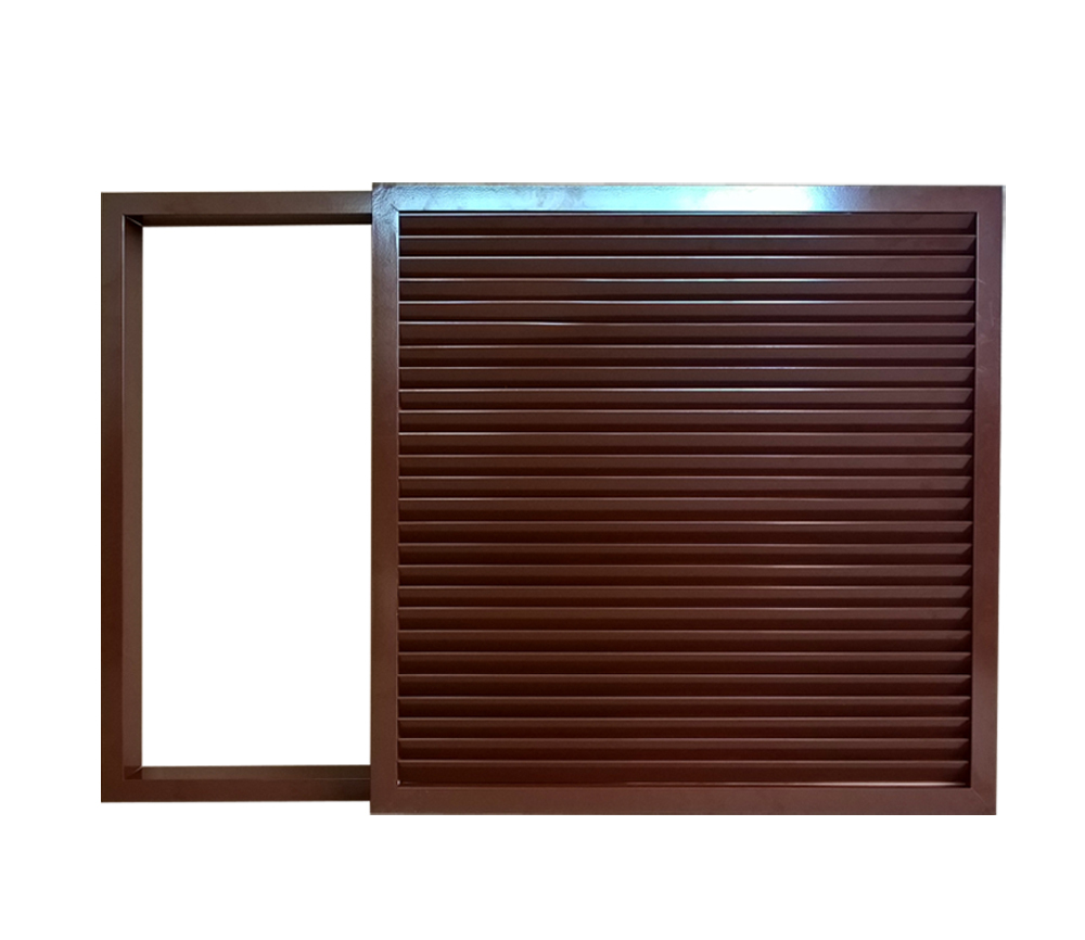 Fresh Air Metal Ventilation Doors Shutters Louver