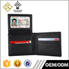 Best Men Brands Fashion Handmade Genuine Leather Travel Wallet