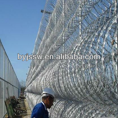Modren Barbed Wire Fence Prison Suppliers And Manufacturers At Alibabacom On Inspiration