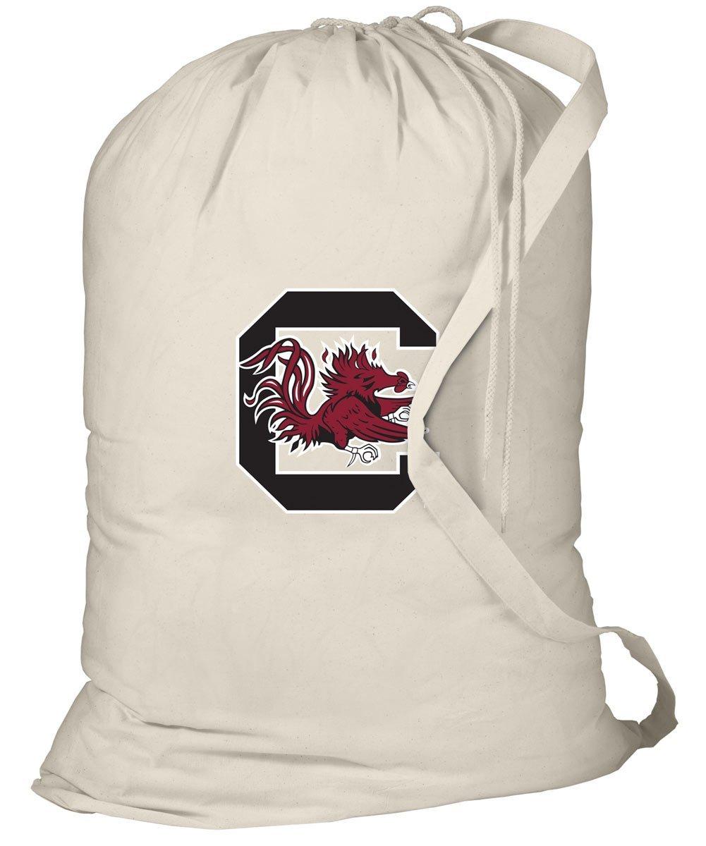 South Carolina Gamecocks Laundry Bag University of South Carolina Clothes Bags