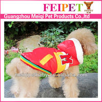 Polyester Material Posh Dog Clothes Dog's Wintercoat