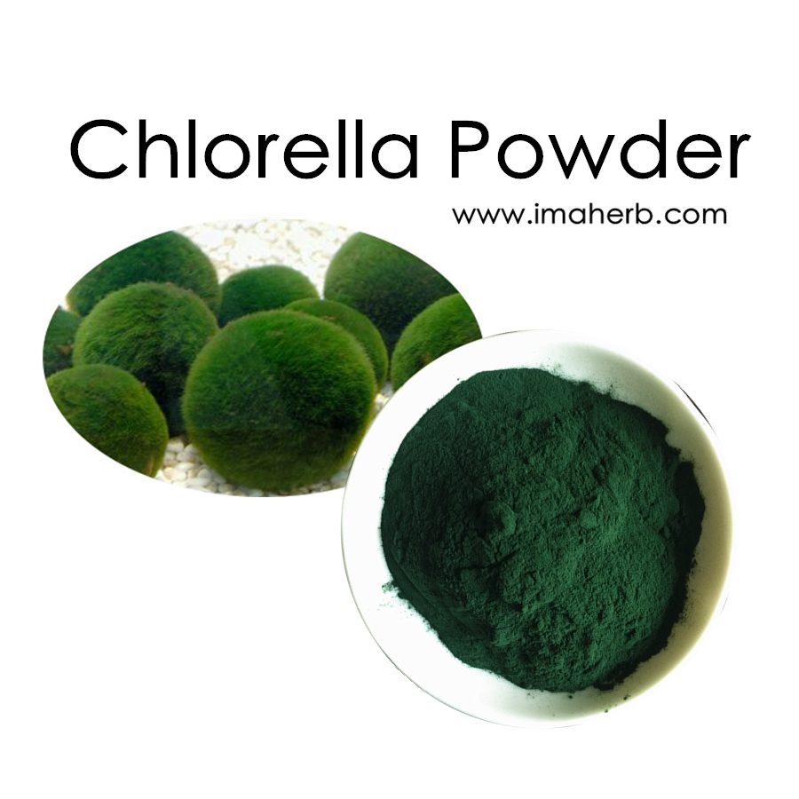 Super foods OEM BAG 100G Chlorella Powder for Tablet