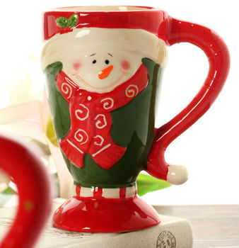 bulk christmas mugs cheap ceramic mugs for christmas christmas mugs for kids - Cheap Christmas Mugs
