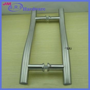 304 Stainless Steel Exterior Pull Door Handles,Double Sided Door ...