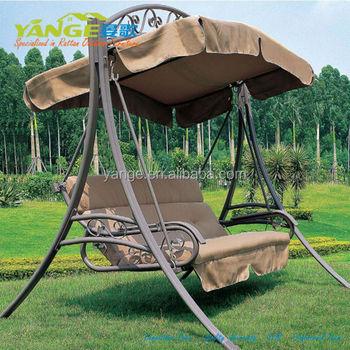 Outdoor furniture luxury garden swings garden iron swing - Columpio jardin ikea perpignan ...