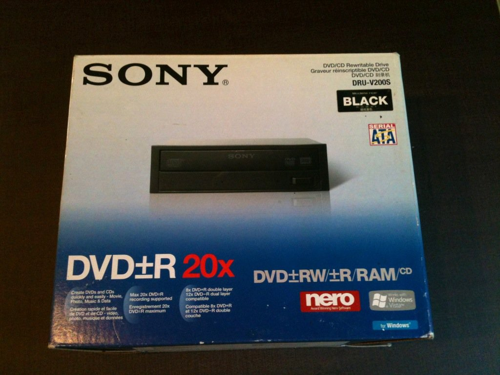 Drivers Update: Sony DRU-500ULX