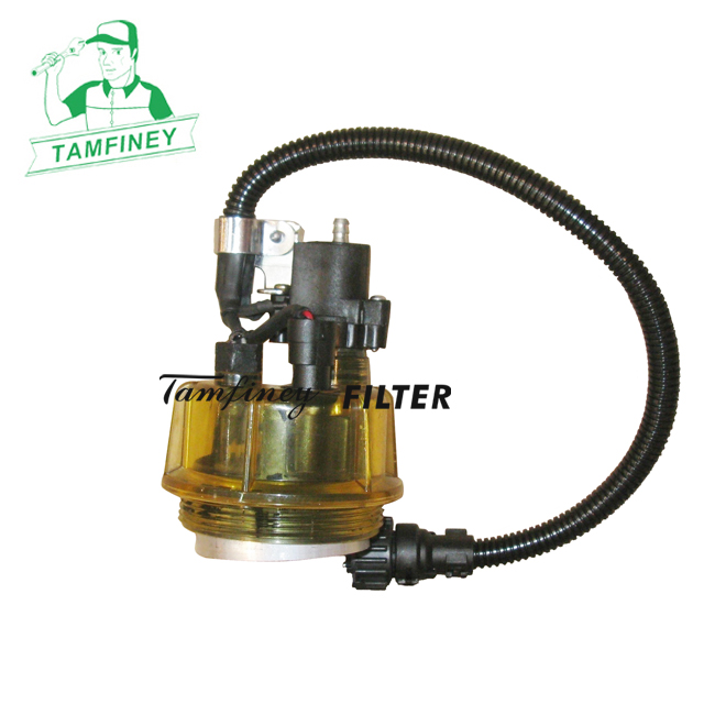 fuel filter bowl with heater 20771578 20869387 20722342 20478262 8131884  20722338 20870049 20722358 20478262
