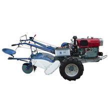 8HP 10HP Small Walking Tractor For Sale With Tractor Implements