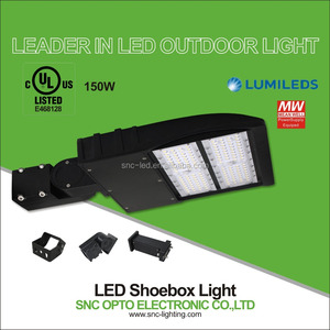 high lumen led parking lot lighting LED street roadway parking lot light