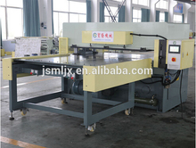 hydraulic single side feeding EVA cutting press/shoe machine/die cutting machine
