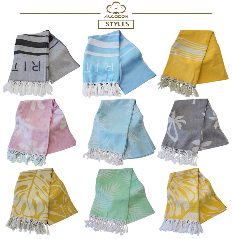 Hamamผ้าขนหนูตุรกีที่ทำด้วยมือ, hamamผ้าขนหนูตุรกี