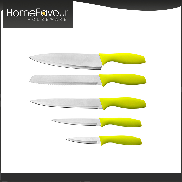 Authentic Manufacturer TUV Certified Hotel Plastic Kitchen Knives
