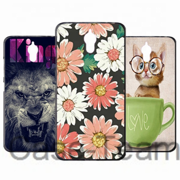 Mobile Phone Case for China Mobile A2 M636,  Free Shopping, Cartoon Flower Cover for China Mobile A2 M636  case