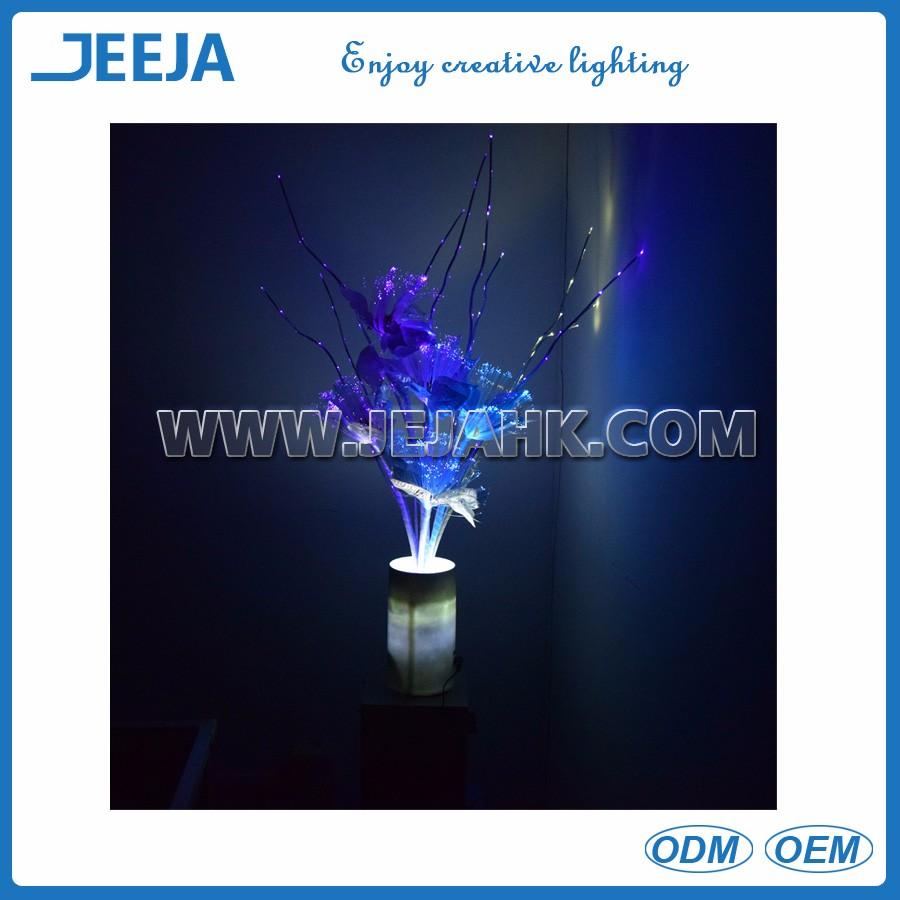 Fibre optic christmas flowers and xmas flowers - Christmas Fibre Optic Decorations Christmas Fibre Optic Decorations Suppliers And Manufacturers At Alibaba Com