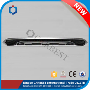 High Quality Blow-moulding Rear Bumper for Toyota RAV4 2016