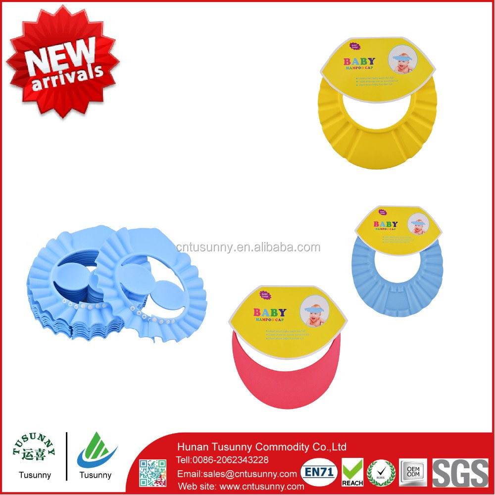 baby safety nontoxic shower cap baby products for bathing
