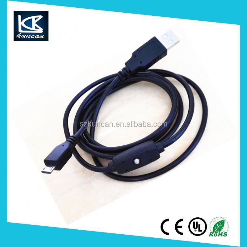 5V 2.1A 2.5A 3A output USB A Male to Micro USB Phone Charger
